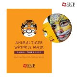 Ulasan Lengkap 10 Sachet Snp Animal Tiger Mask Free Box