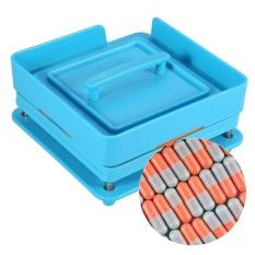 Harga 100 Holes Professional Capsule Powder Filler Plate Manual Machine 1 Intl Di Tiongkok