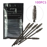 Jual 100 Pcs Set Disposable Makeup Idep Sikat Maskara Aplikator Bulu Mata Sisir Antik