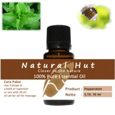 Spesifikasi 100 Pure Essential Oil Peppermint 10Ml Yg Baik