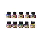 Jual Beli 10 Pcs 5 Ml Tahan Lama Aman Tato Tinta Pigmen Kit Multicolor Intl Di Tiongkok