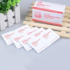 10 Xmedline Steril Alcohol Persiapan Alas Kotak Tisu Antiseptik Topikal Swab Casing Medical-Internasional