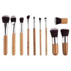 Spesifikasi 11 Pcs Wol Makeup Dengan Pure Color Pouch Intl Beserta Harganya