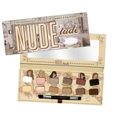 Review 12 Warna Pro Kosmetik Eye Shadow Palet Makeup Balm N*d* Tude Intl Di Tiongkok