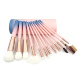 Beli 12 Pcs Makeup Brush Tool Set Powder Foundation Blush Contour Lip Eyebrow Shadow Concealer Cosmetic Brushes Beauty Tool Intl Pake Kartu Kredit