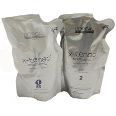 Spesifikasi L Oreal X Tenso Smoothing Cream Type Ex Krim Pelurus Rambut Xtenso Lengkap