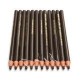 Beli Barang 12 Buah Pensil Alis Berwarna Lembut Kosmetik Make Up Tahan Air Seni Tato Permanen Merah Coklat Internasional Online