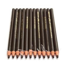 Harga 12 Buah Pensil Alis Berwarna Lembut Kosmetik Make Up Tahan Air Seni Tato Permanen Merah Coklat Internasional Paling Murah