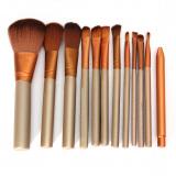 Spesifikasi 12 Pcs Set Wanita Makeup Brush Kit Superior Profesional Lembut Kuas Kosmetik Wajah Mata Blush Brush Set Untuk Wanita Yg Baik
