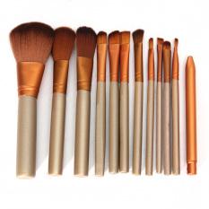 Review 12 Pcs Set Wanita Makeup Brush Kit Superior Profesional Lembut Kuas Kosmetik Wajah Mata Blush Brush Set Untuk Wanita Di Tiongkok