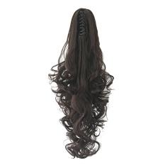Berapa Harga 15 Warna Panjang Curly Claw Clip Wig Drawstring Ponytail Rambut Ekstensi Pirang Hairpiece 5 Intl Di Hong Kong Sar Tiongkok