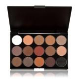 Jual 15 Warna Wanita Makeup Kosmetik Netral N*d*s Eyeshadow Palet Branded Murah