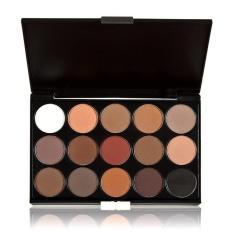 Jual 15 Warna Wanita Makeup Kosmetik Netral N*d*s Eyeshadow Palet Murah