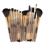 Promo 15 Pcs Make Up Alis Mata Alis Eyeliner Blush Brushes Kosmetik Brushes Bk Intl Di Tiongkok