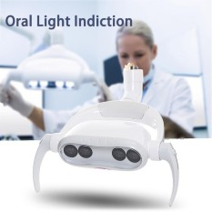 15 W Gigi LED Gigi Lampu Oral Light Induksi untuk Kursi Unit Gigi Alat AC12V Putih-Intl