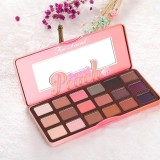 Daftar Harga 18 Colors Women Makeup Beauty Sweet Juicy Peach Eye Shadow Collection Palette Intl Oem Systems Company