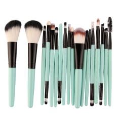 Spesifikasi 18 Pcs Makeup Brush Set Alat Make Up Toiletry Kit Make Up Brush Set Intl Yang Bagus Dan Murah