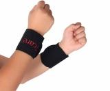 Harga 1 Pair Tourmaline Self Heating Magnetic Therapy Wrist Brace Perlindungan Belt Pemanasan Spontan Massager Perawatan Kesehatan Hitam Intl Asli