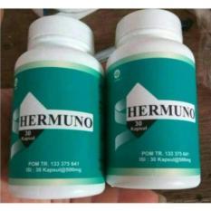 Harga 2 Botolhermuno Herbal Anti Parasit Cacingan Memelihara Daya Tahan Tubuh Termurah