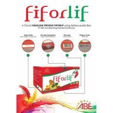 2 Box ABE Fiforlif Original Surabaya & Legal Detox dan Penghancur Lemak