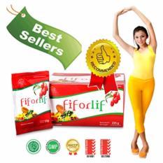 2 Box Fiforlif Original & Legal Jakarta Solusi Sehat Turunkan Berat Badan Super Fiber Kaya Nutrisi