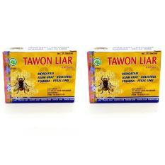 Sloof TAWON LIAR ASLI ORIGINAL SACHETIDR109000. Rp 115.000