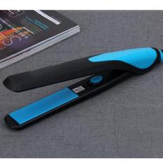 Toko Jual 2 In 1 Constant Temperature Hair Care Curler Roller Waver Straightener Curling Coating Gb Plug