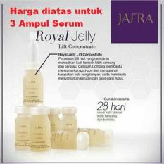Review 3 Pcs Jafra Royal Jelly Lift Original No Repacking Kw Jafra
