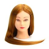Jual 66 04 Cm 30 Rambut Manusia Asli Pelatihan Praktek Lama Pemangkasan Manekin Kepala Salon Tata Rias Penataan Rambut With Catok 45 Internasional Tiongkok Murah