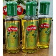 3 Botol Minyak Zaitun Extra Virgin Al-Arobi 60 ml