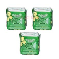 10 Bungkus (1 ball) Avail Hijau Pantiliner Pembalut Herbal - Original