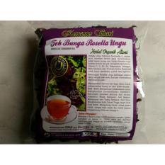 Harga 3 Bungkus Teh Herbal Teh Bunga Rosella Curah Kencono Sari 100Gram Merk Teh Herbal
