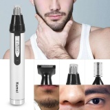 Beli 3 In 1 Electric Mens Hair Removal Hidung Telinga Temple Trimmer Clipper Alat Cukur Grooming Kit Intl Cicil