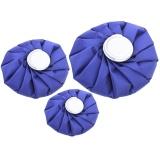 Toko 3 Pcs 3 Ukuran Reusable Cloth Ice Cool Tas Pendingin Terapi Dingin Dan Panas Pack Untuk Cedera Olahraga Pain Relief Rumah Kantor Perjalanan Pertama Aid Kesehatan Persediaan Intl Oem