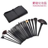 Diskon 32 Makeup Brush Set Bulu Makeup Brush Set Makeup Tools Intl Branded