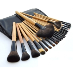 Ulasan Lengkap Tentang 32 Pcs Wool Brush Make Up Kit Kosmetik Set Alat Perempuan Brushes