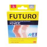 Jual Futuro Comfort Lift Knee Support Large 76588En Deker Lutut 1 Each 3M Branded