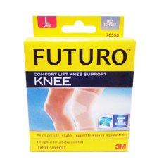 Spesifikasi Futuro Comfort Lift Knee Support Large 76588En Deker Lutut 1 Each 3M Lengkap Dengan Harga