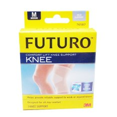Jual Beli Online Futuro Comfort Lift Knee Support Medium 76587En Deker Lutut 1 Each 3M