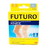 Model Futuro Comfort Lift Knee Support Small 76586En Deker Lutut 1 Each 3M Terbaru