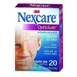 Jual Nexcare Plester Penutup Mata Regular Cokelat 3M Nexcare Online