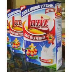 Miliki Segera 4 Bok Susu Kambing Ettawa Laziz Rasa Original 1 Bok Isi 200 Gr