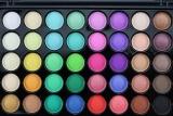 Harga 40 Warna Bedak Kosmetik Set Palet Pewarna Mata Set Matt B Intl Oem