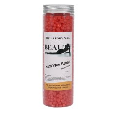 Harga 400G Botol Depilatory Hard Wax Kacang Waxing Hair Removal Strawberry Intl Oem Ori