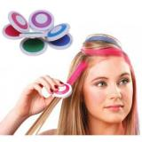 Beli 4 Pcs Hot Huez Warna Non Toxic Temporary Hair Chalk Warna Pewarna Powder Diy Intl Baru