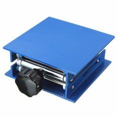 Harga 4X4Inch Router Lifting Platform Woodworking Stand Lab Lift Rack Aluminum H4Cm 15Cm Intl Murah