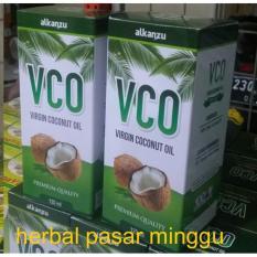 Toko 5 Botol Vco Virgin Coconut Oil 1 Botol Isi 125 Ml Lengkap Dki Jakarta