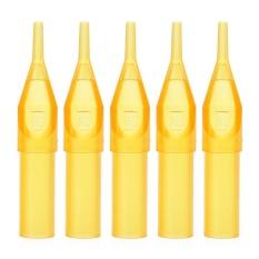 Spesifikasi 50 Pcs Kuning Tembus Steril Sekali Pakai Ujung Nozzle Tato Jarum Tube Pick 3Rt Intl Murah Berkualitas