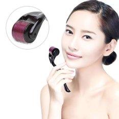 Spesifikasi 540 Derma Roller Skin Care Micro Needle Dermal Therapy Kecantikan Wajah 1 5Mm Paling Bagus