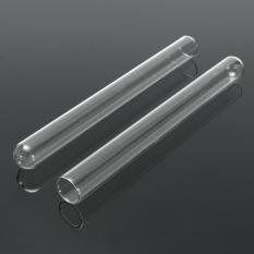 5 Pcs 20mm X 200mm Kimia Kaca Borosilikat Culture Test Tabung Gelas Laboratorium Pengajaran-Intl